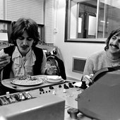 George Harrison & Ringo Star