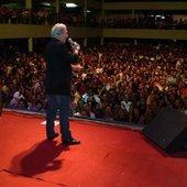 Rodrigo Otarola no Evento Encontro dos Famosos - Show do Clube Português em Recife