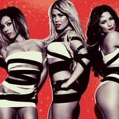 Girlicious NEW (ALBUM COVER) PNG ♥