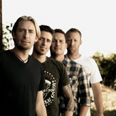 Nickelback Here and Now Era PNG
