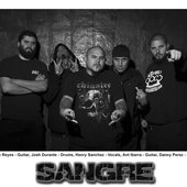 SANGRE OFFICIAL www.soundcloud.com/sangreofficial