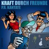 P.R. Kantate - Kraft durch freunde_Artwork_12x12cm
