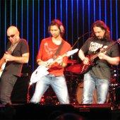 Satriani, Gilbert, Petrucci