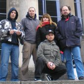 carl hunter u berlinu 2007.
