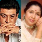 Amit Kumar & Asha Bhosle