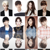 S.M. The Ballad Vol.2 PNG Fit Library