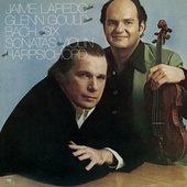 Jaime Laredo;Glenn Gould