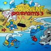 Smurfehits 3 artwork