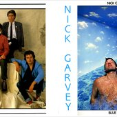 Nick Garvey