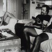 Samuel L. Jackson, Robert DeNiro and Bridget Fonda