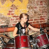 kate the drummer