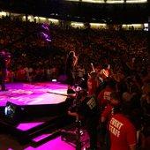 Live at Reunion Arena in Dallas, TX