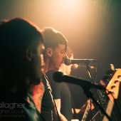 Taking Hayley live, © www.tgallagher.co.uk