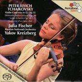Julia Fischer, Russian National Orchestra, Yakov Kreizberg