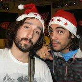 Simon & Luis. (I&H @ That's Live, 3FM)