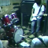 Slint's practice space