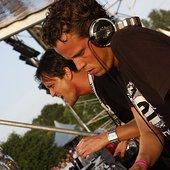 Alpha Twins @ Defqon.1 2009