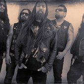 Mexican-American death/black/punk metal band.