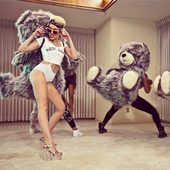 We Cant Stop video