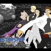 The StarShip Anime Flyer for The Lost Neuro Pathway live show