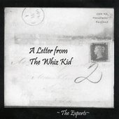 A Letter from the Whiz Kid EP cover
