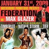 Federation & TNT (Timberlee, Natalie Storm & Tifa)