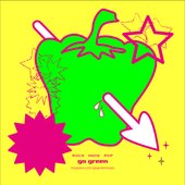 gogreenMONO(StPatricksDay)