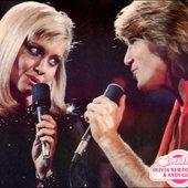 Andy Gibb & Olivia Newton-John