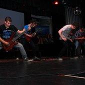 Arretier Live @ Uray 2010/11/6