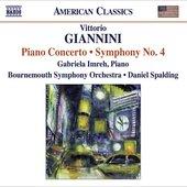 Giannini, V.: Symphony No. 4 / Piano Concerto