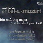 Trio No. 1 in G Major for Violin, Cello & Piano, K. 496: III. Allegretto