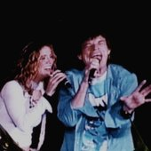 Mick Jagger & Sheryl Crow