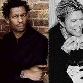 Massive Attack and David Bowie