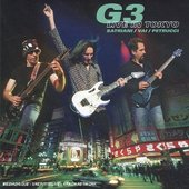 Joe Satriani, Steve Vai & John Petrucci