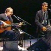 Caetano Veloso e Joao Gilberto