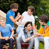 Live While We're Young - PNG