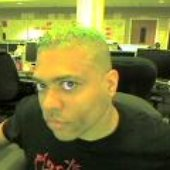 Underscore Research donning an anti-ironic green mohawk.