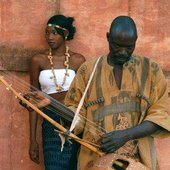 issa bagayogo on 2001 in a timbuktu photoshoot