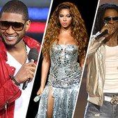 Usher Feat. Beyonce & Lil' Wayne