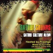SATORI CULTURE BLEND VOL. 6 Hosted by PRESTIGE, mixed by DJ I-VIER (JAH WARRIOR SHELTER HI-FI)