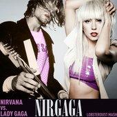 Nirvana vs. Lady Gaga