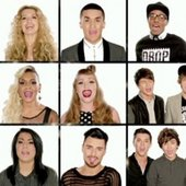 The X Factor Finalists 2012