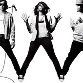 Julian Casablancas, Pharrel & Santogold