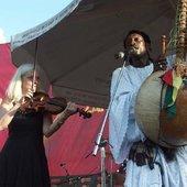 Ellika & Solo from Sweden & Senegal by Masoud Khamis