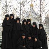 Moniales de Sainte-Elisabeth de Minsk