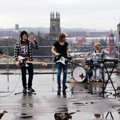 'Just Over A Year' Video Shoot