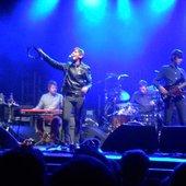 Folks @ Razzmatazz Barcelona supporting Noel Gallagher's High Flying Birds