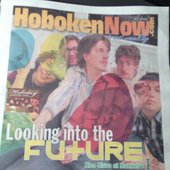 "Cover of ""Hoboken Now\"" November 2011"