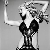 Stripped Photoshoot PNG