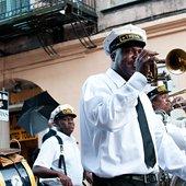 Treme Brass Band